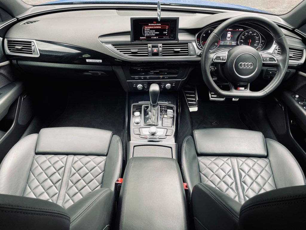 2017 Audi A7 3.0 SPORTBACK TDI QUATTRO BLACK EDITION Diesel Automatic  – MC autosales Magherafelt full