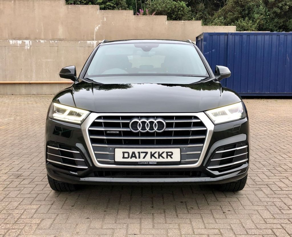 2017 Audi Q5 2.0 TDI QUATTRO S LINE Diesel Semi Auto  – MC autosales Magherafelt full