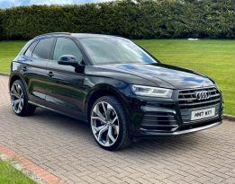 2017 Audi Q5 2.0 TDI QUATTRO S LINE Diesel Semi Auto  – MC autosales Magherafelt