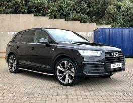 2017 Audi Q7 3.0 TDI QUATTRO S LINE Diesel Automatic  – MC autosales Magherafelt