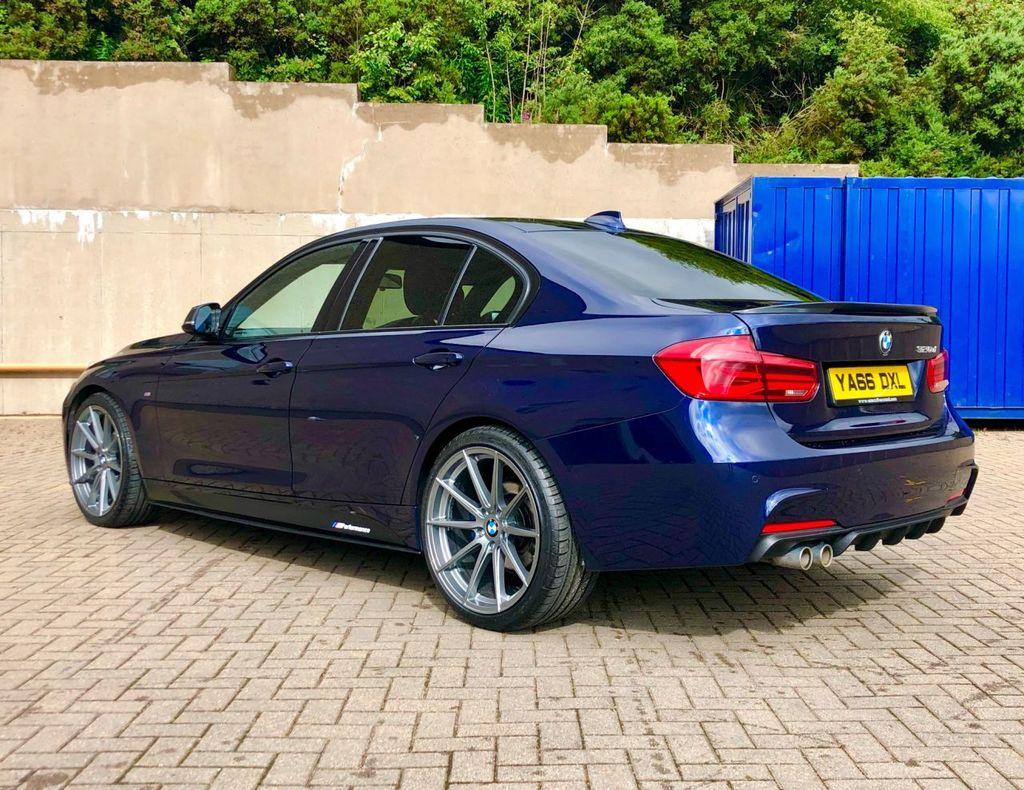 2017 BMW 3 Series 2.0 320D M SPORT Diesel Manual  – MC autosales Magherafelt full