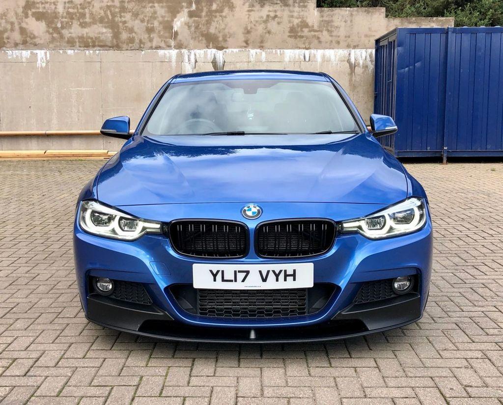 2017 BMW 3 Series 2.0 320D M SPORT Diesel Automatic  – MC autosales Magherafelt full