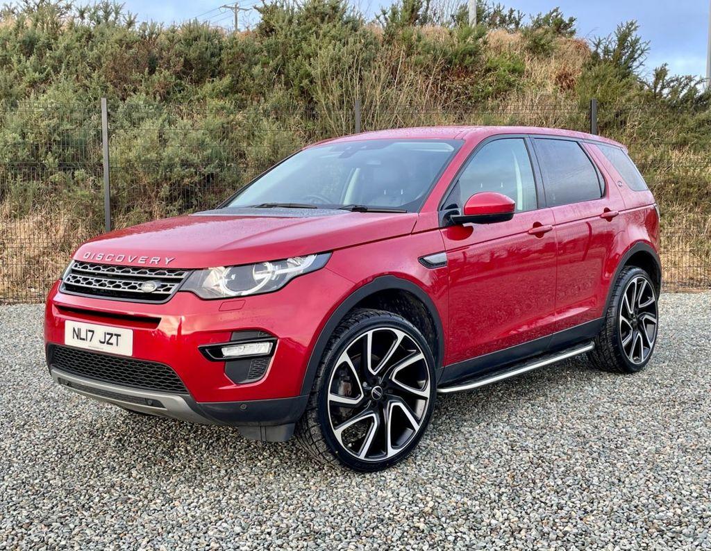 2017 Land Rover Discovery Sport 2.0 TD4 SE TECH Diesel Manual  – MC autosales Magherafelt full