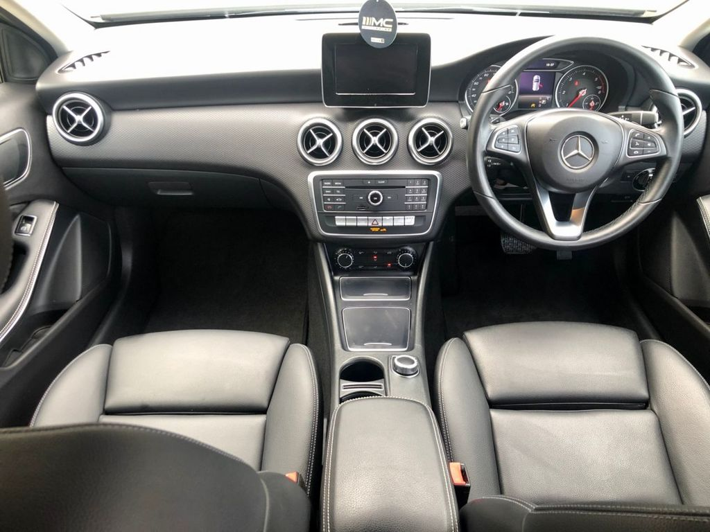 2017 Mercedes-Benz A Class A-CLASS 1.5 A 180 D SE EXECUTIVE Diesel Semi Auto  – MC autosales Magherafelt full