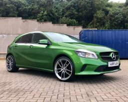 2017 Mercedes-Benz A Class A-CLASS 1.5 A 180 D SE EXECUTIVE Diesel Semi Auto  – MC autosales Magherafelt