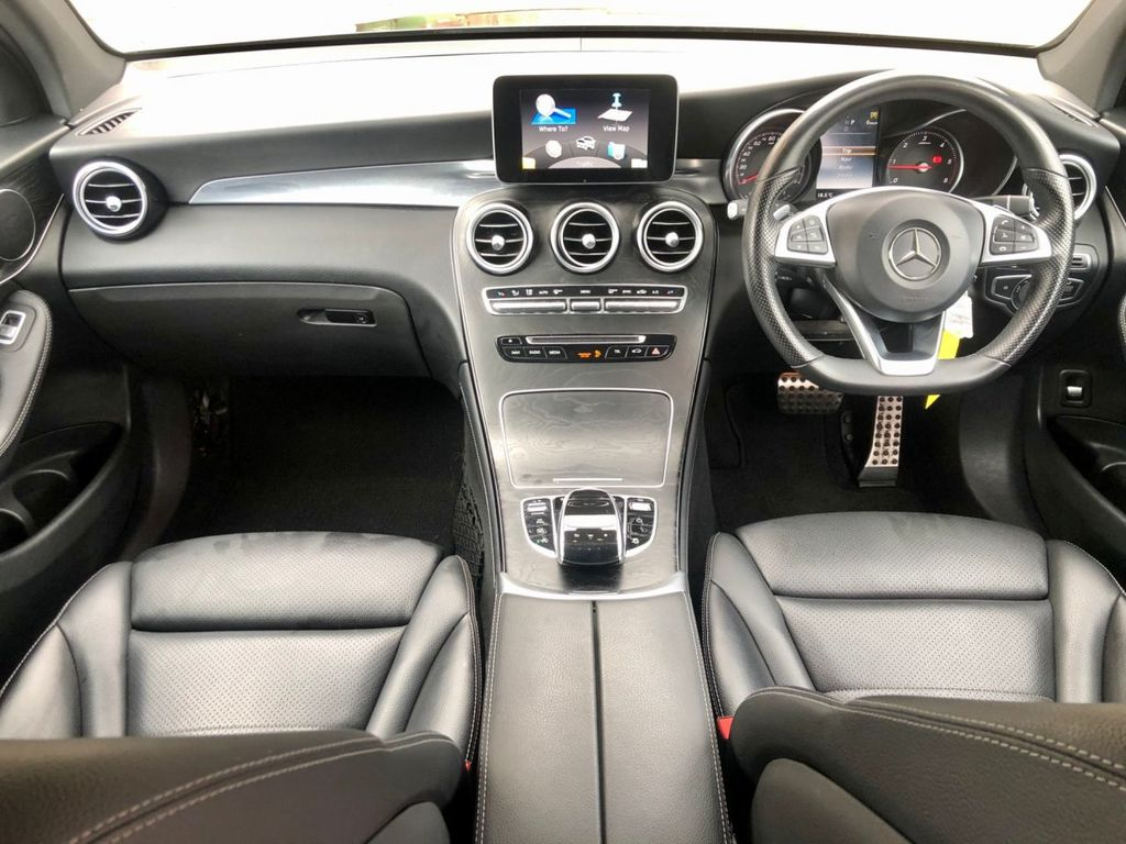 2017 Mercedes-Benz C Class GLC-CLASS 2.1 GLC 250 D 4MATIC AMG LINE Diesel Automatic  – MC autosales Magherafelt full