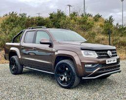 2017 Volkswagen Amarok 3.0 DC V6 TDI HIGHLINE 4MOTION Diesel Automatic  – MC autosales Magherafelt