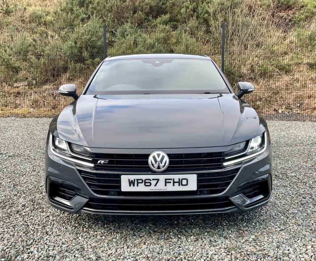 2017 Volkswagen Arteon 2.0 R-LINE TDI DSG Diesel Semi Auto  – MC autosales Magherafelt full