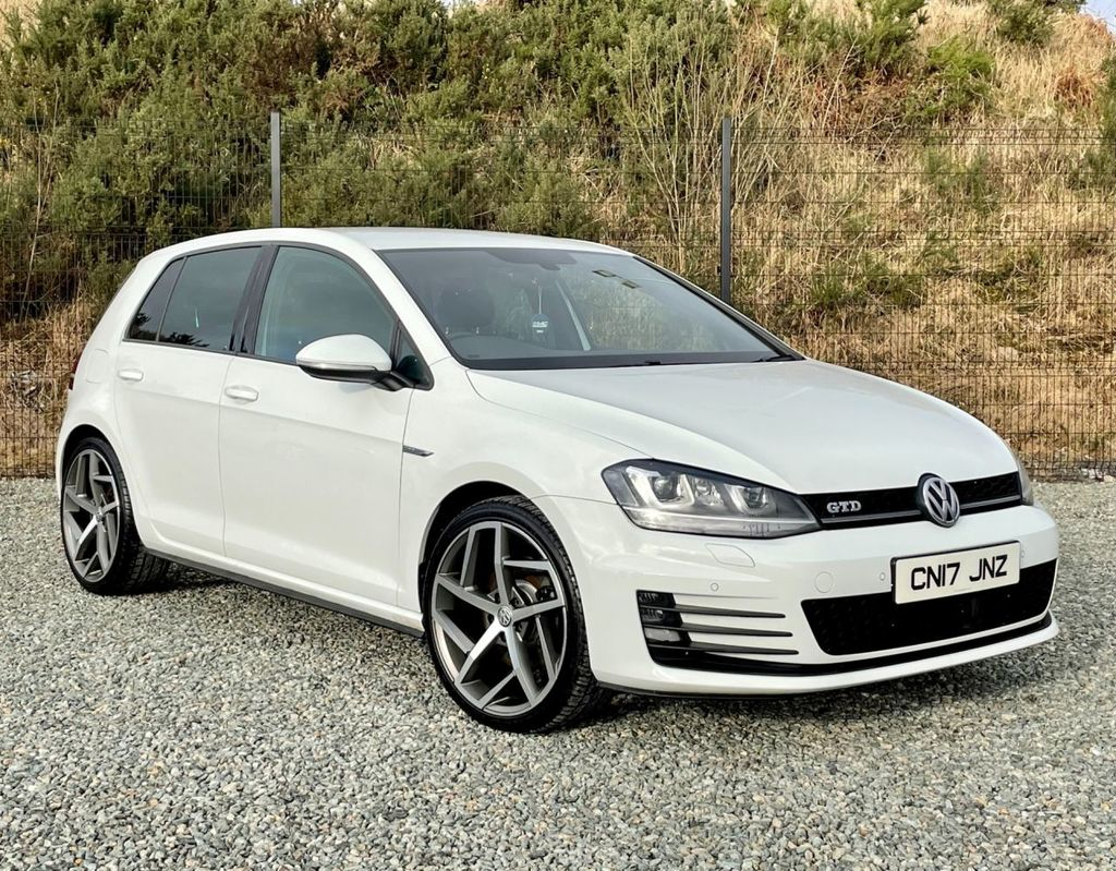 2017 Volkswagen Golf 2.0 GTD Diesel Manual  – MC autosales Magherafelt full