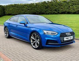 2018 Audi A5 2.0 SPORTBACK TDI S LINE Diesel Semi Auto  – MC autosales Magherafelt