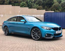 2018 BMW 4 Series 2.0 420D M SPORT GRAN COUPE Diesel Automatic  – MC autosales Magherafelt