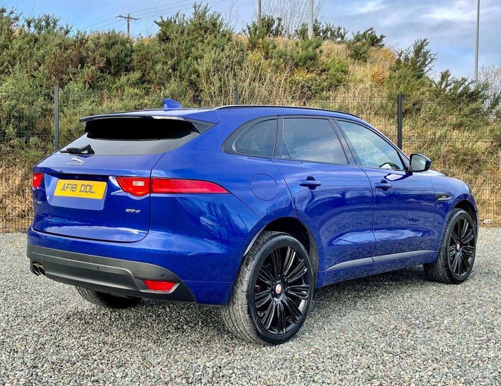 2018 Jaguar F-PACE 2.0 R-SPORT Diesel Automatic  – MC autosales Magherafelt full