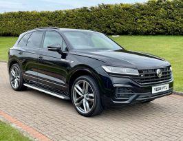2018 Volkswagen Touareg 3.0 V6 R-LINE TDI Diesel Automatic  – MC autosales Magherafelt