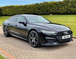 2019 Audi A7 2.0 SPORTBACK TDI S LINE Diesel Semi Auto  – MC autosales Magherafelt
