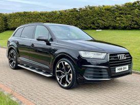 2019 Audi Q7 3.0 TDI QUATTRO S LINE Diesel Automatic  – MC autosales Magherafelt