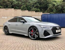 2020 Audi A7 4.0 RS 7 SPORTBACK TFSI QUATTRO Petrol Automatic  – MC autosales Magherafelt