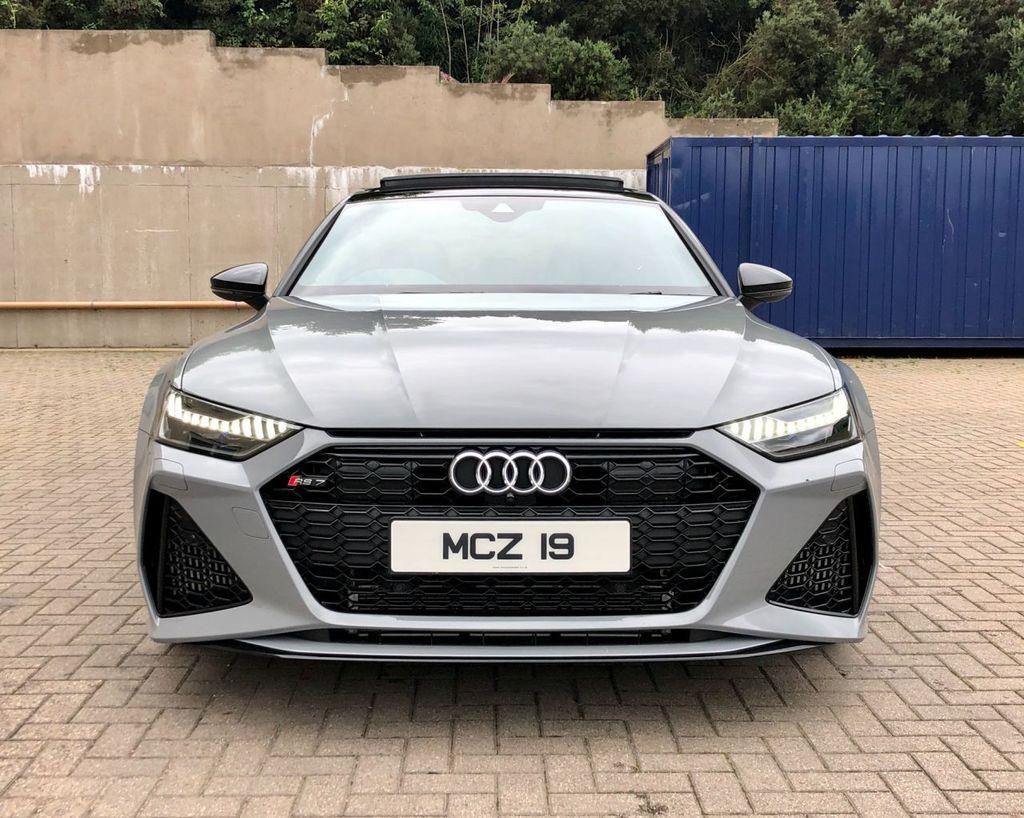 2020 Audi A7 4.0 RS 7 SPORTBACK TFSI QUATTRO 4.0 Petrol ...
