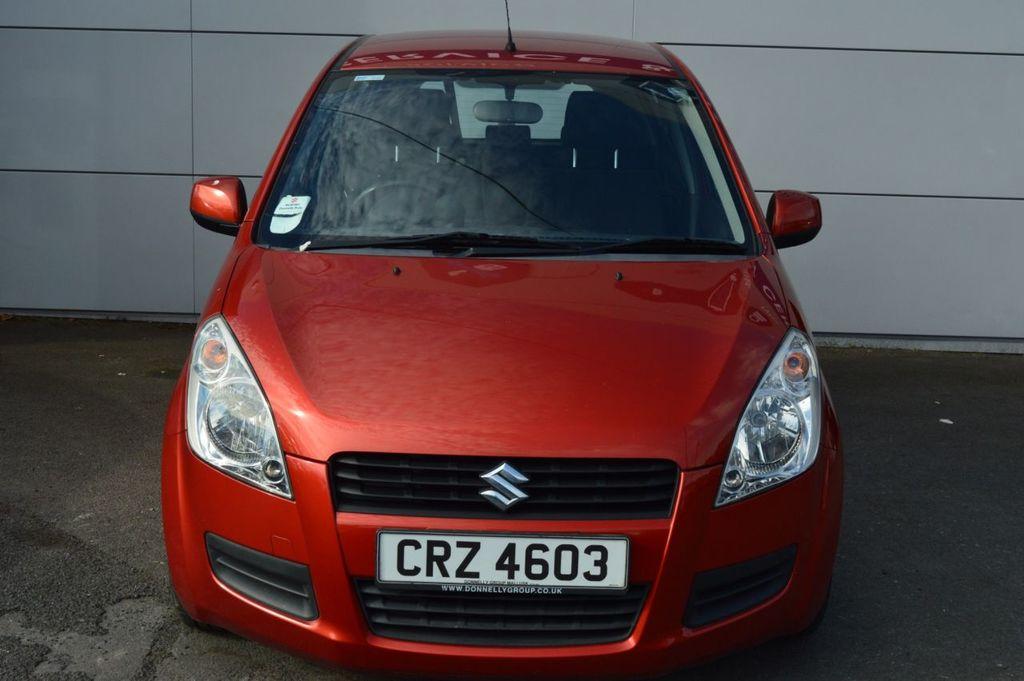 2011 Suzuki Splash 1.0 GLS Petrol Manual  – McCabe Autos Belfast full