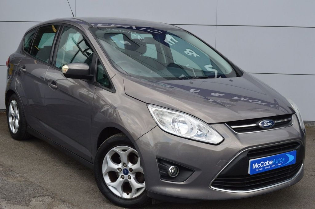 2012 Ford C-Max 1.6 ZETEC Petrol Manual  – McCabe Autos Belfast
