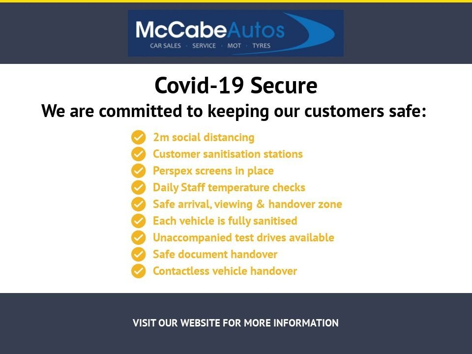 2013 Audi A1 1.6 SPORTBACK TDI SPORT Diesel Manual  – McCabe Autos Belfast full