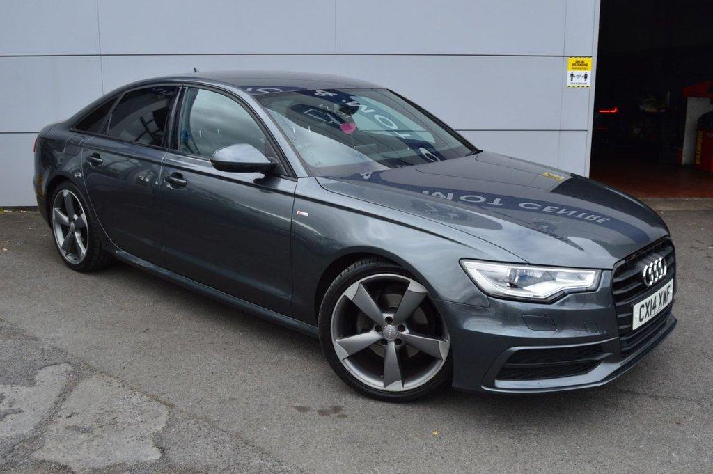 2014 Audi A6 2.0 TDI BLACK EDITION Diesel Cvt  – McCabe Autos Belfast