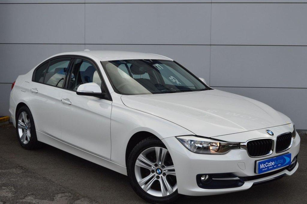 2014 BMW 3 Series 2.0 316D SPORT Diesel Manual  – McCabe Autos Belfast