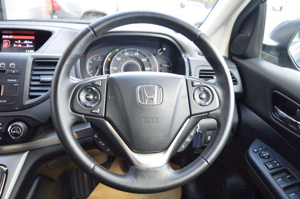 2014 Honda CR-V 1.6 I-DTEC SE Diesel Manual  – McCabe Autos Belfast full