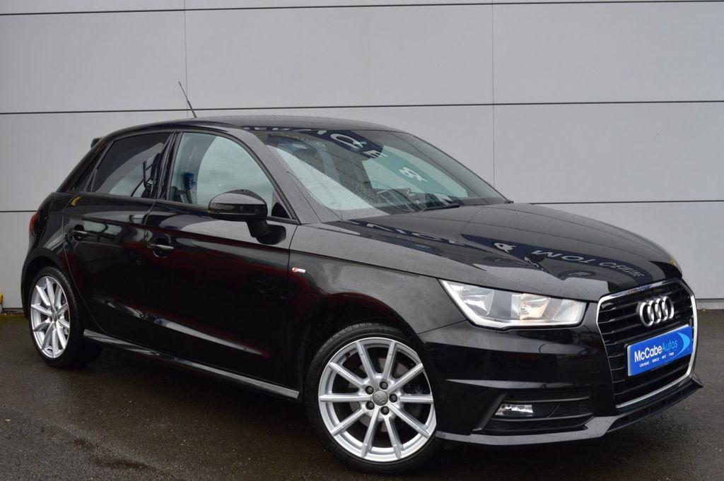 2015 Audi A1 1.4 SPORTBACK TFSI S LINE Petrol Manual  – McCabe Autos Belfast