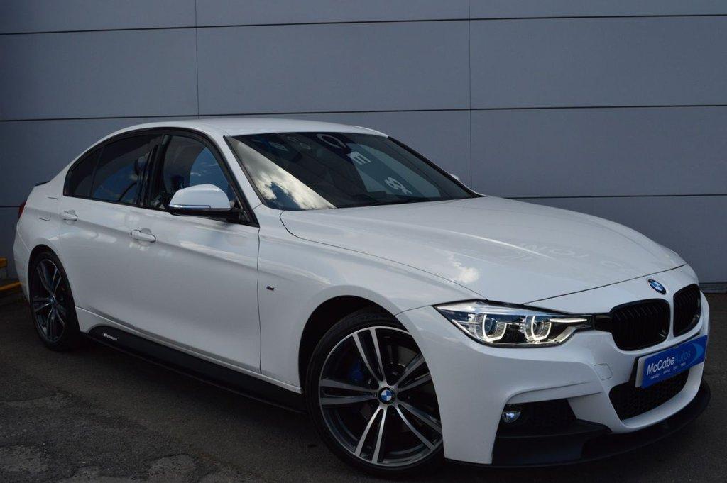 2016 BMW 3 Series 2.0 320D M SPORT Diesel Automatic  – McCabe Autos Belfast