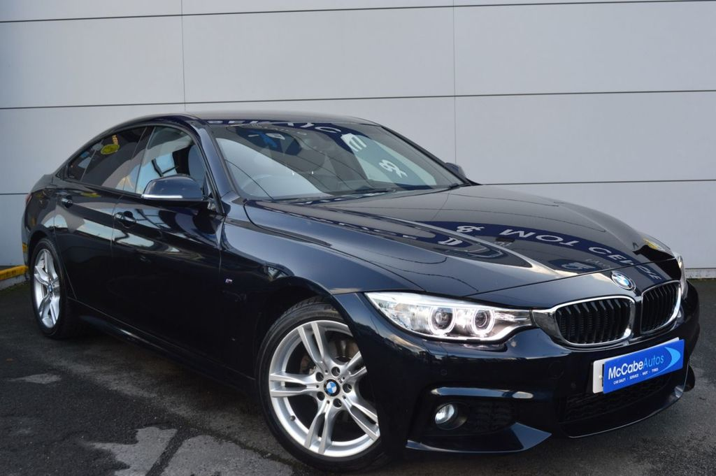 2016 BMW 4 Series GRAN COUPE 420 D M SPORT GRAN COUPE Diesel Automatic  – McCabe Autos Belfast