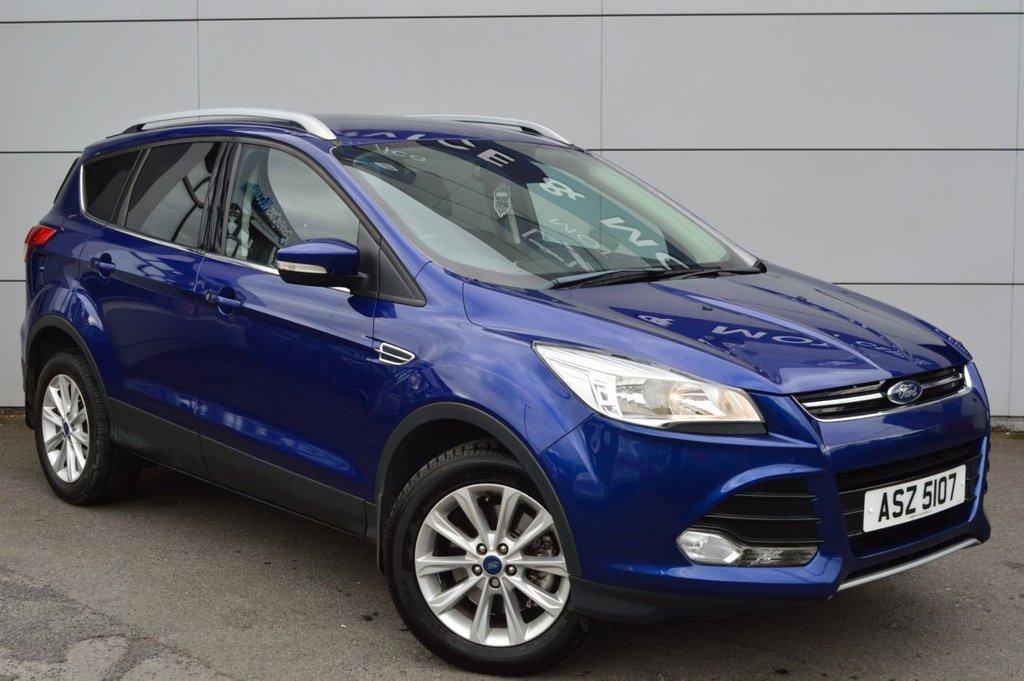 2016 Ford Kuga 2.0 TITANIUM TDCI Diesel Manual Low miles – McCabe Autos Belfast