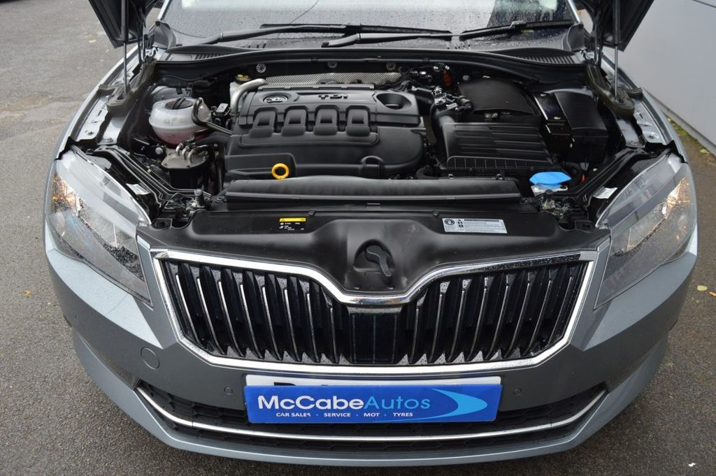 2016 SKODA 6 SUPERB 1. SE BUSINESS TDI Diesel Manual  – McCabe Autos Belfast full