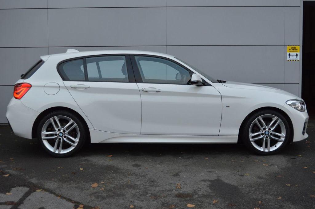 2017 BMW 1 Series 2.0 118D M SPORT Diesel Manual  – McCabe Autos Belfast full