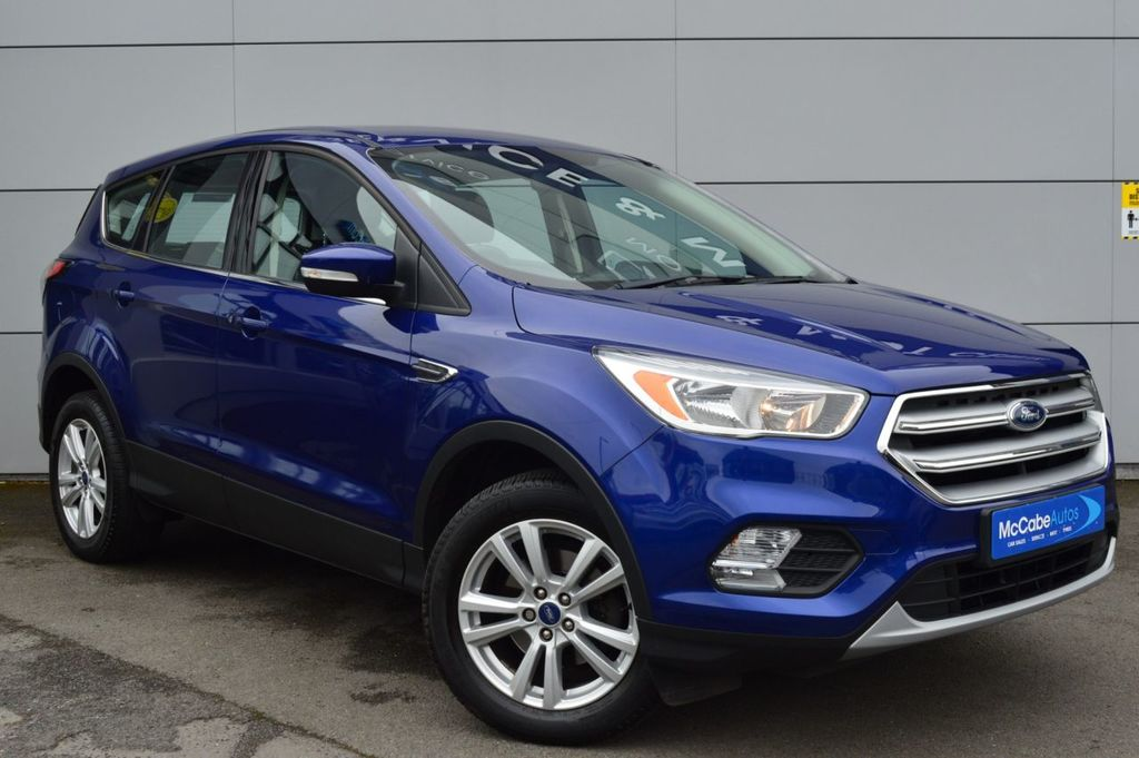 2017 Ford Kuga 1.5 ZETEC Petrol Manual  – McCabe Autos Belfast