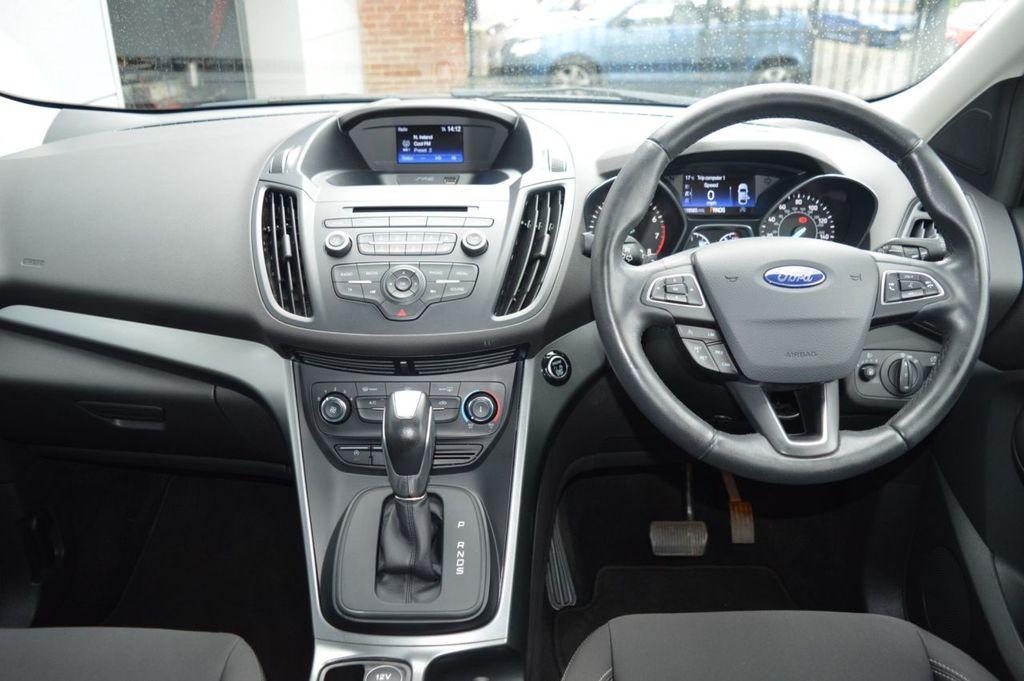 2017 Ford Kuga 1.5 ZETEC Petrol Automatic  – McCabe Autos Belfast full