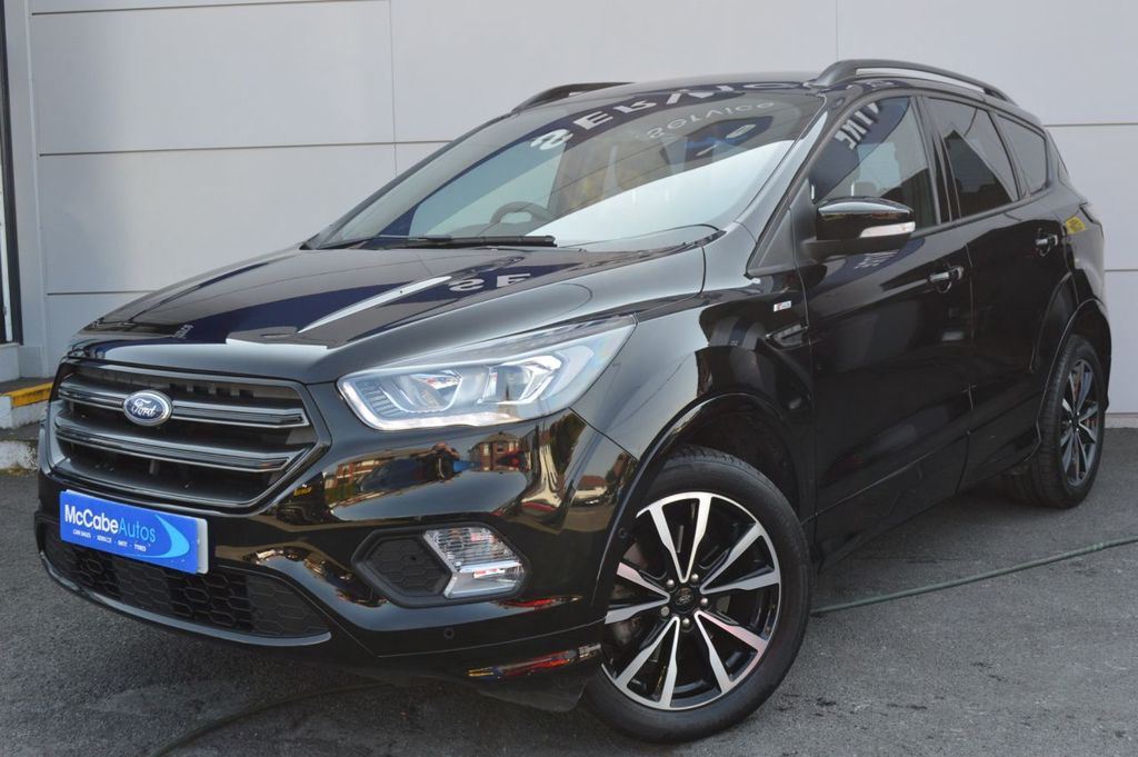 2017 Ford Kuga 2.0 ST-LINE TDCI Diesel Manual  – McCabe Autos Belfast full