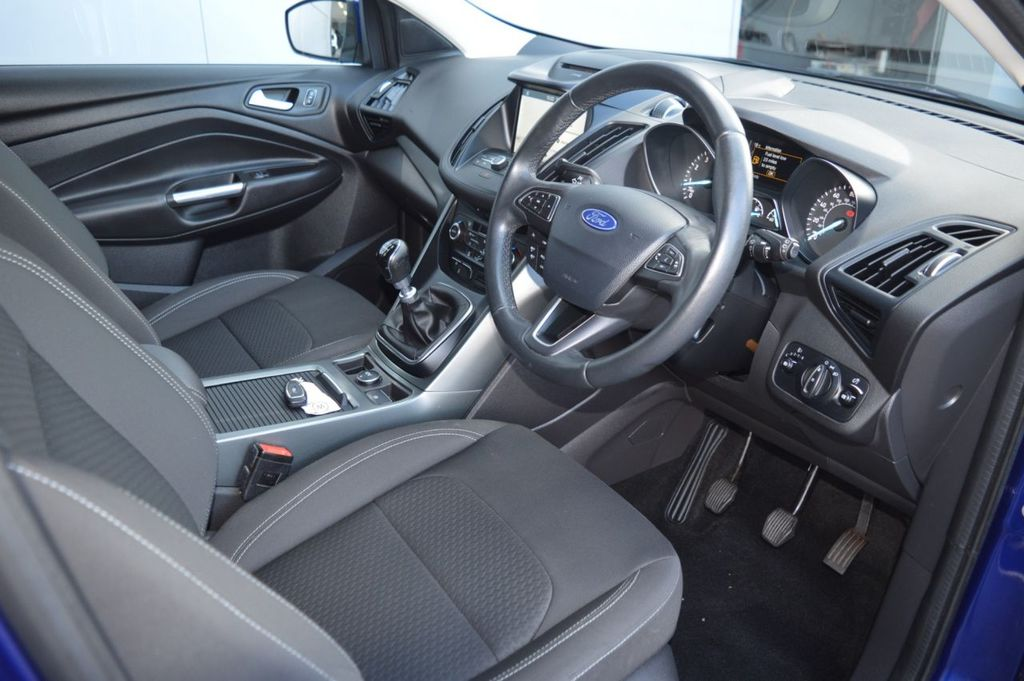 2017 Ford Kuga 1.5 ZETEC NAVIGATION Petrol Manual  – McCabe Autos Belfast full