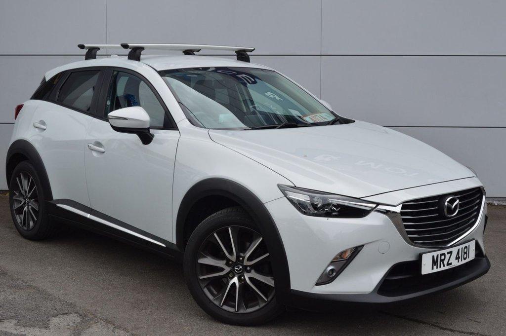 2017 Mazda CX-3 2.0 SPORT NAV Petrol Manual  – McCabe Autos Belfast