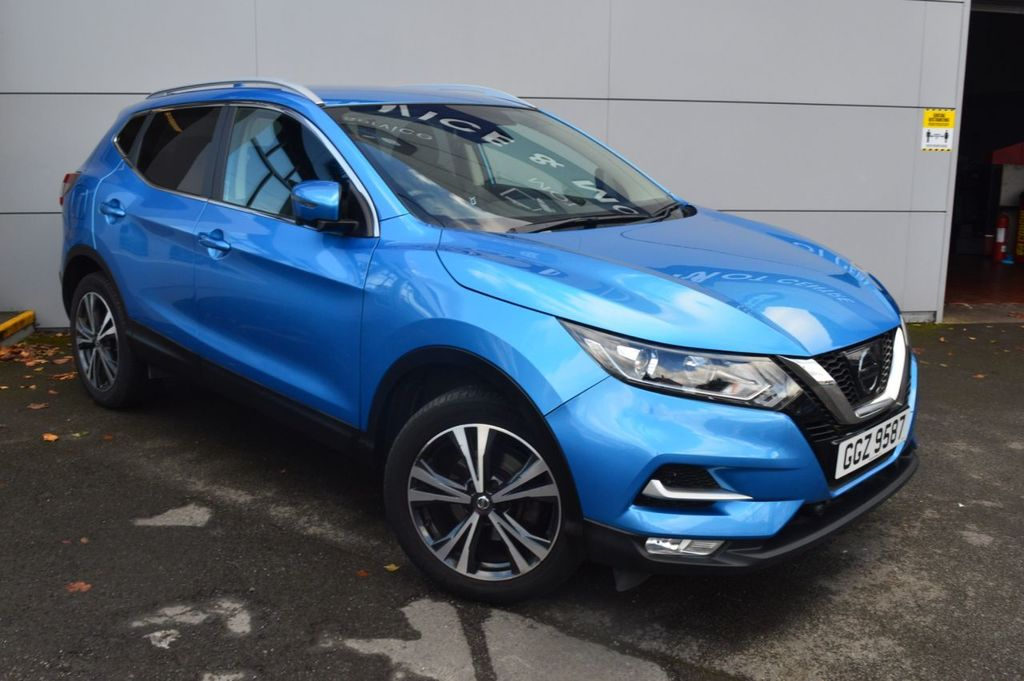 2017 Nissan Qashqai 1.5 N-CONNECTA DCI   NEW MODEL Diesel Manual  – McCabe Autos Belfast