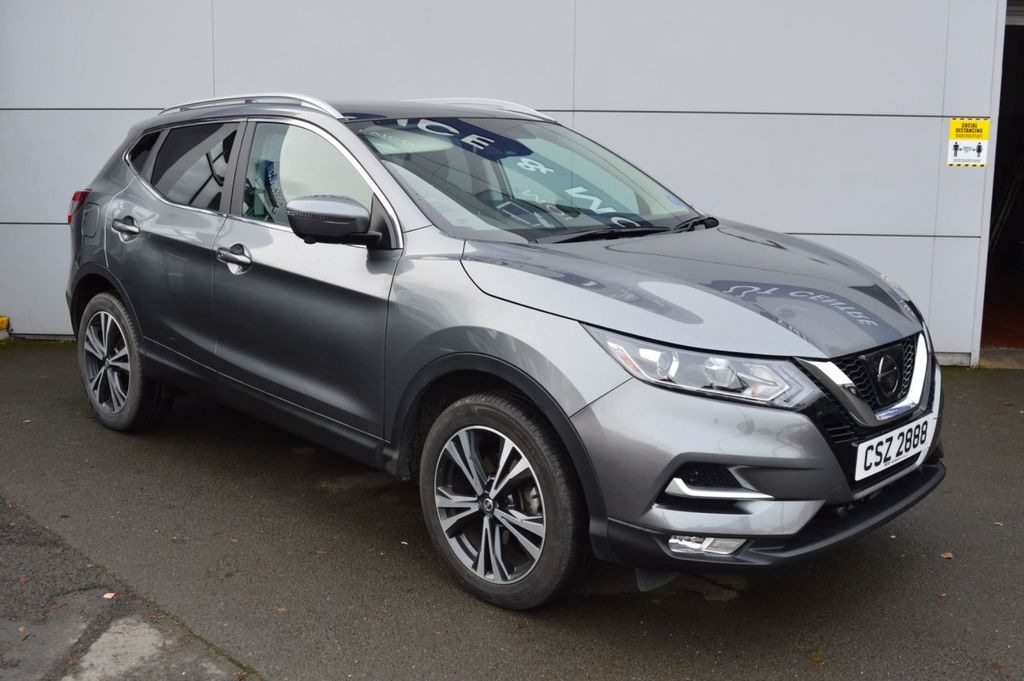 2017 Nissan Qashqai 1.5 N-CONNECTA DCI Diesel Manual  – McCabe Autos Belfast