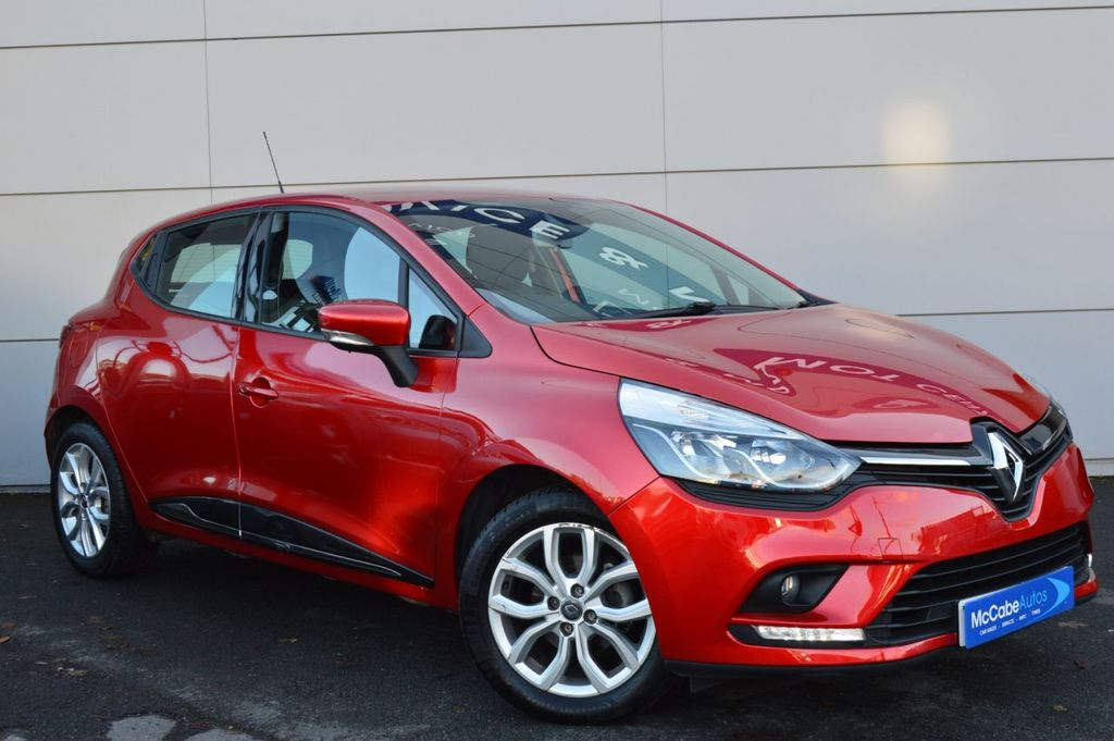 2017 Renault Clio 0.9 DYNAMIQUE NAV TCE Petrol Manual  – McCabe Autos Belfast full