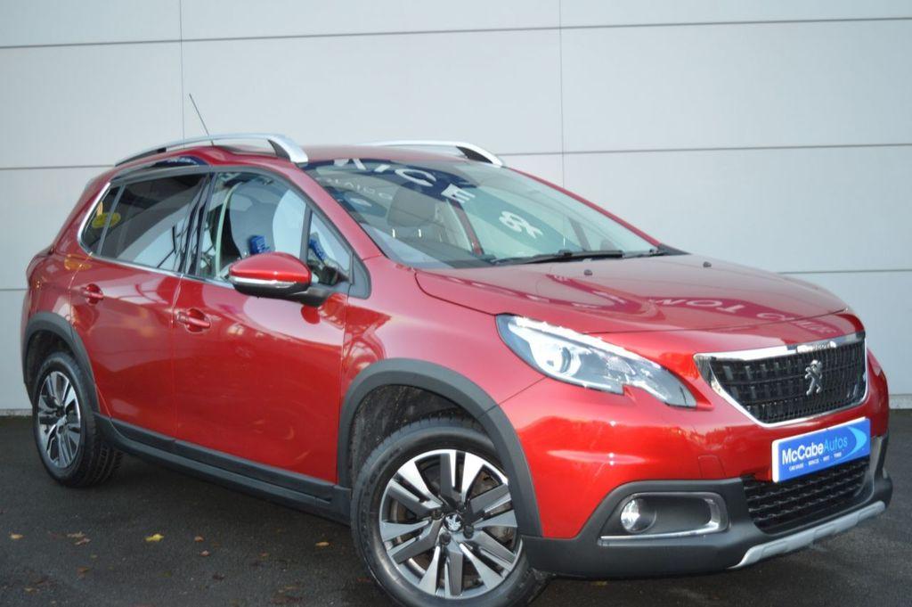 2018 Peugeot 2008 1.2 PURETECH ALLURE Petrol Manual  – McCabe Autos Belfast
