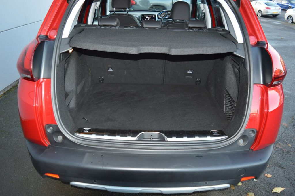2018 Peugeot 2008 1.2 PURETECH ALLURE Petrol Manual  – McCabe Autos Belfast full