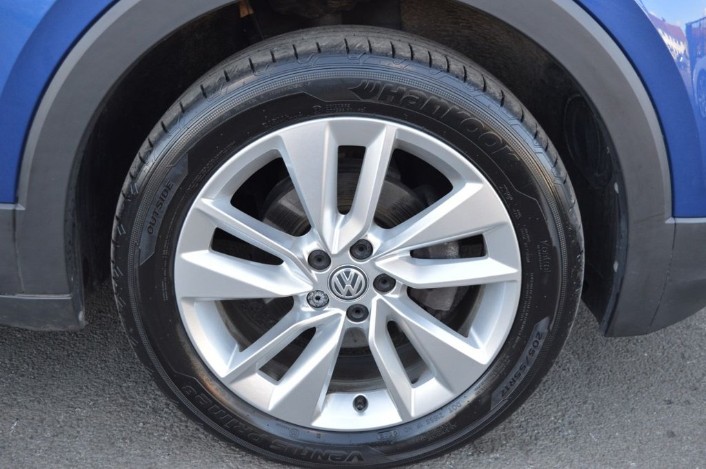 2019 Volkswagen G T-CROSS 1.0 SE TSI Petrol Manual  – McCabe Autos Belfast full