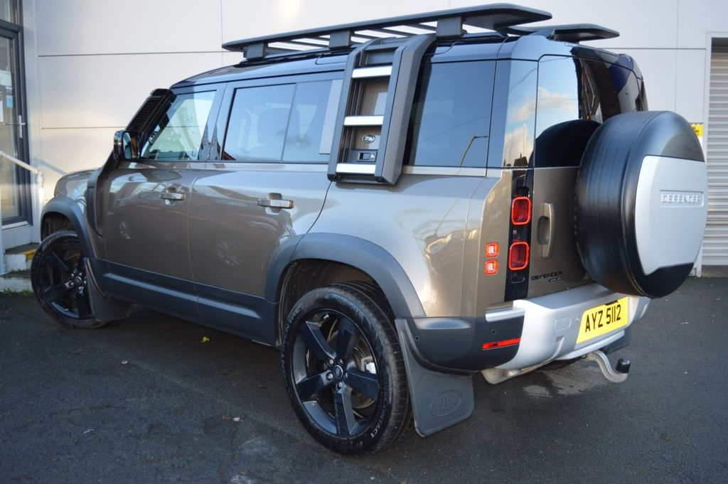 "2020 Land Rover Defender 2.0 HSE    ""Beat the waiting list"" Diesel Automatic  – McCabe Autos Belfast full"