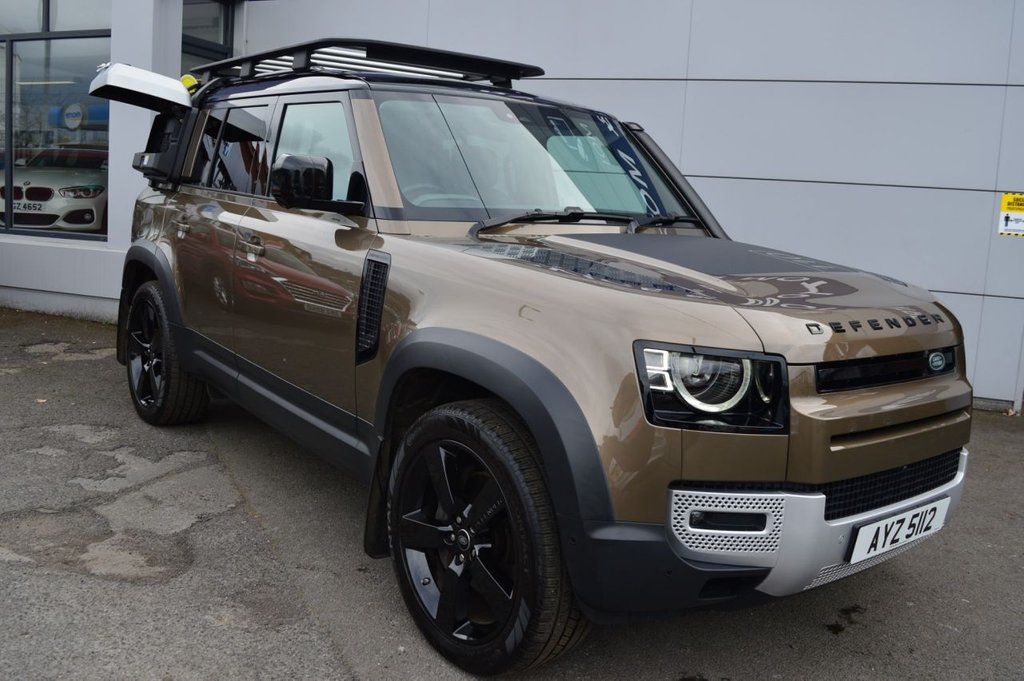 """2020 Land Rover Defender 2.0 HSE    """"Beat the waiting list"""" Diesel Automatic  – McCabe Autos Belfast"""