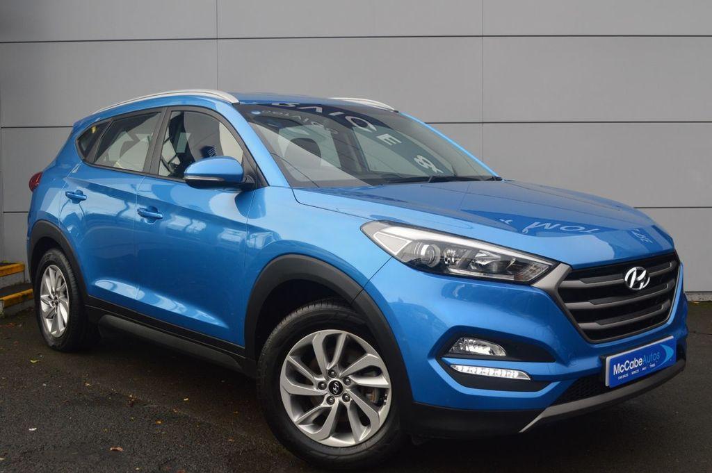 2016 Hyundai Tucson 1.7 CRDI SE BLUE DRIVE Diesel Manual  – McCabe Autos Belfast