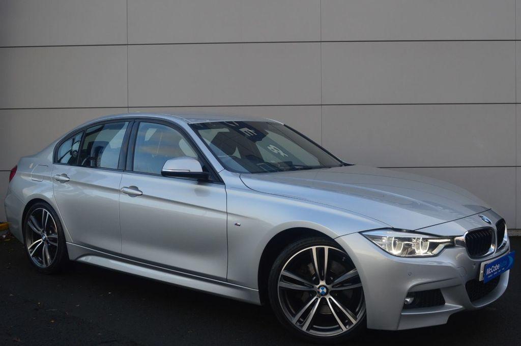 2016 BMW 3 Series 3.0 330D M SPORT Diesel Automatic  – McCabe Autos Belfast