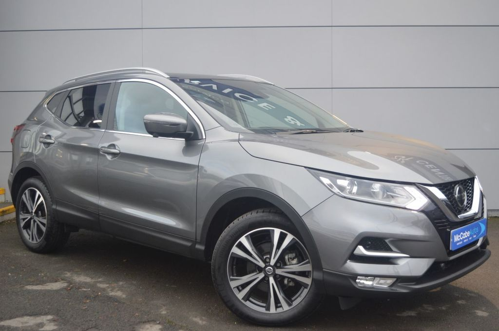 2018 Nissan Qashqai 1.2 N-CONNECTA DIG-T    ONLY 500 MILES AS NEW Petrol Manual  – McCabe Autos Belfast