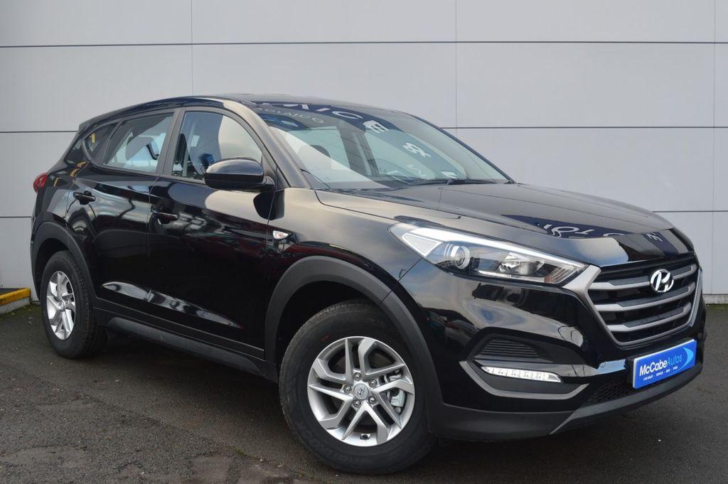 2018 Hyundai Tucson 1.7 CRDI S BLUE DRIVE Diesel Manual  – McCabe Autos Belfast